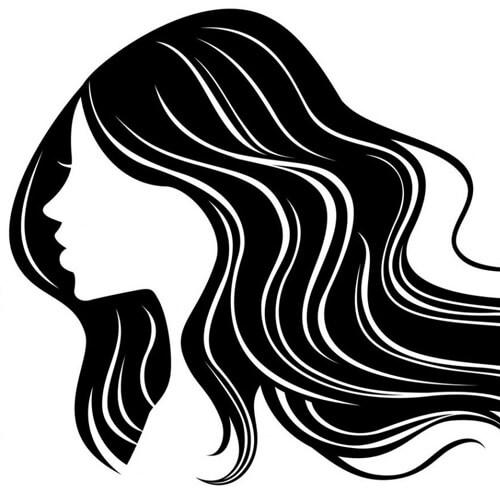 Split hair shampoo